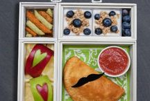 Harvest Snaps Lunchspiration / by Kathie Hoehn