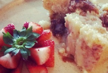 Recipes to try this week / by Pam Foehrer