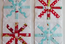 Quilt blocks / Mug rugs / by Madonna Spears