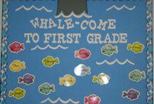 2nd grade bulletin boards / by Kim Baxley Nix
