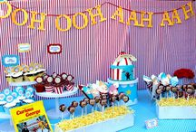 Cole's First Birthday Party! / by Shawna
