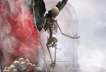 Skulls / by Blair Hevey
