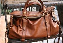 Handbags / by Kristin Gansor