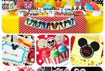 Mickey Mouse clubhouse party / by Marissa Cowper