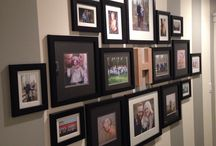 Gallery Wall / by Ruthann A bit of Lovely