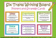 1st grade writing / by Brittany McKinney