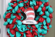 Uncle Ricks Birthday Party (Dr. Seuss Themed) / It's a surprise  / by C Allison