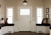 entryway / by Teah Olson