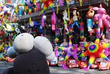 ~~Piñatas & Fun Stuff~~ / by Terri VanTassel