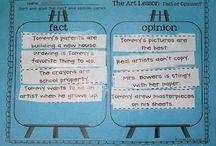 Language Arts / by Jennifer Lucas
