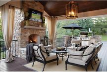 Outdoor spaces / by Amanda Turner