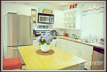 Kitchen Ideas / by Amy Livengood
