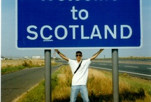Scotland / Also the home of my ancestors, I bleed plaid! / by DeAnna Anton