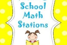 MS Math / Middle School Math (6,7, basic 8) / by Sheri Thomas