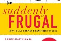 Frugal living / by Brenda Leady