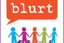 Us - The Blurt Foundation / by Blurt Foundation