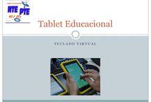 TABLET EDUCACIONAL -MEC / Tutoriais e novidades sobre seu tablet educacional MEC / ProInfo. / by Shirley Rodrigues