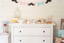 baby shower stuff / by Tara Triplett
