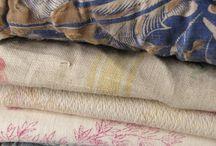 Textiles / by Kathleen Hathaway