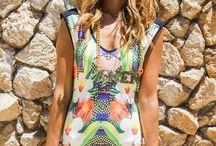 Tropical Walk / Photography Svetlana SP Photography Model Linda Guranova Make-up Kimberly Bajada Clothes by Miss Selfridge Malta and Promod - Malta http://pavlistyle.com/tropical/ / by PavliStyle