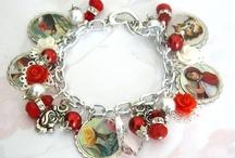 bracelets & bangles / by Shawna Ferguson