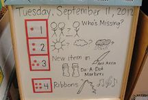 prek-morning meeting / by Jessica Ashley