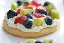 Just Desserts & Sweet Treats / by Nicole Kleinman