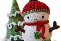 Crochet: Christmas / by Polly Wickstrom