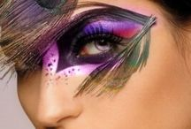 Eyes, Lips, Nails and Hair / by Maria Harris-James