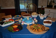 Birthdays / Party ideas, recipes, crafts, and more . . .  / by Carol Swett