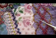 Beading on Fabric / by Laura Ulak