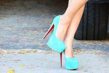 The Next Imelda Marcos ~ Shoes / by Angela Alvarez