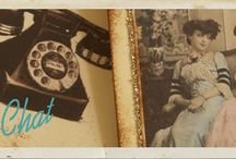 The Vintage Collectible Shop / by Peg Honabach