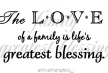 Family Quotes / by Sandy Jasper