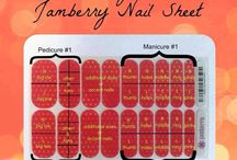 Jamberry nails / by Kimberly Palmer