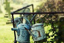 Garden ideas / by Glenda Skeim