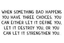 Quotes / by Jessica Martinez