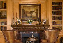 Elegant Libraries/Hm Office / by Madam Ambassador ♛