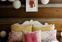 Bed room ideas  / by Mannie Smith
