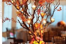 fall wedding one day / by Krista