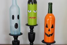 Halloween Decor / by Amber Delozier