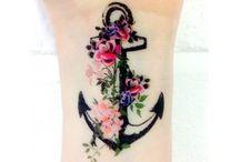 Vintage Style Tattoos / by Sarah Miles