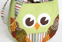 Sew another Bag (or 50!) / by Joelle Owl-Cat