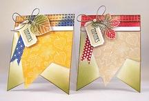 cards / by Sue Wubben