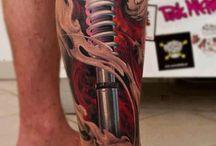 Tattoos / by Teena Martin