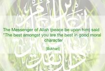Hadith. Quran / Hadith. Islam. / by Siti Nur Azlin