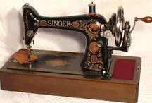 Vintage Sewing Machines / by Lois Campbell