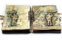 23 - Art Journal / by Juliie Vaang ♡