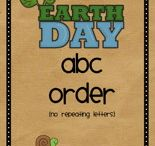 Earth Day / by Ansley Eldred