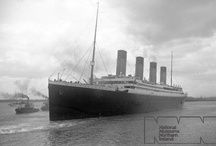 Titanic Mania (Mine, that is) / by Victoria Hinshaw